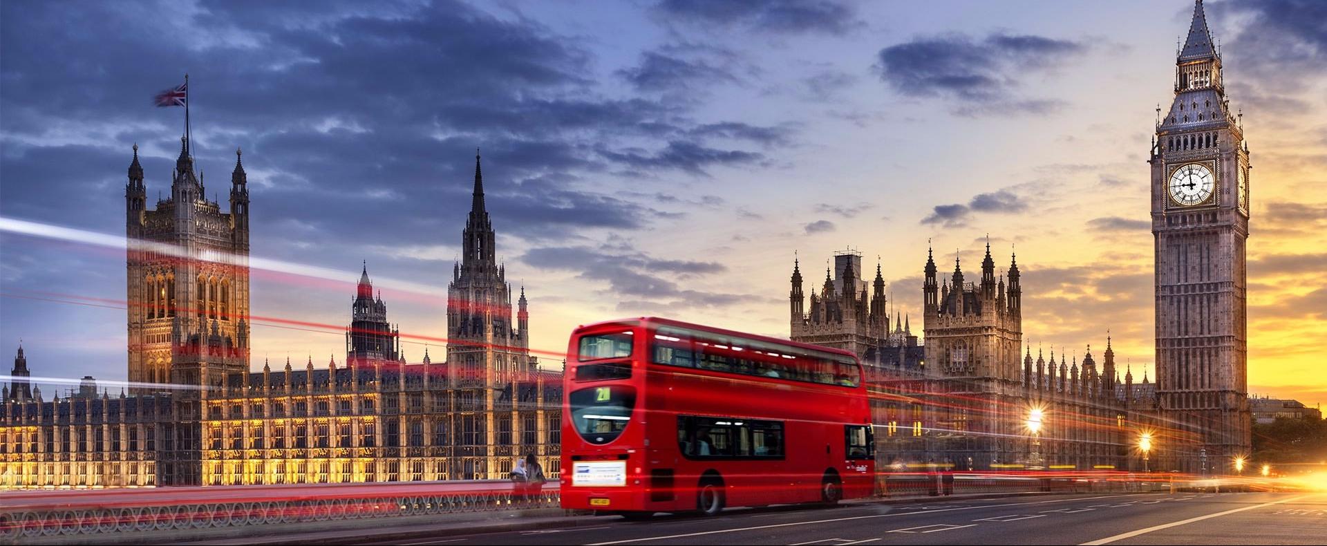Europe: England & Scotland