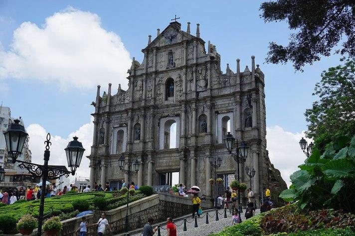Ruin of St Paul 1200px-大三巴牌坊