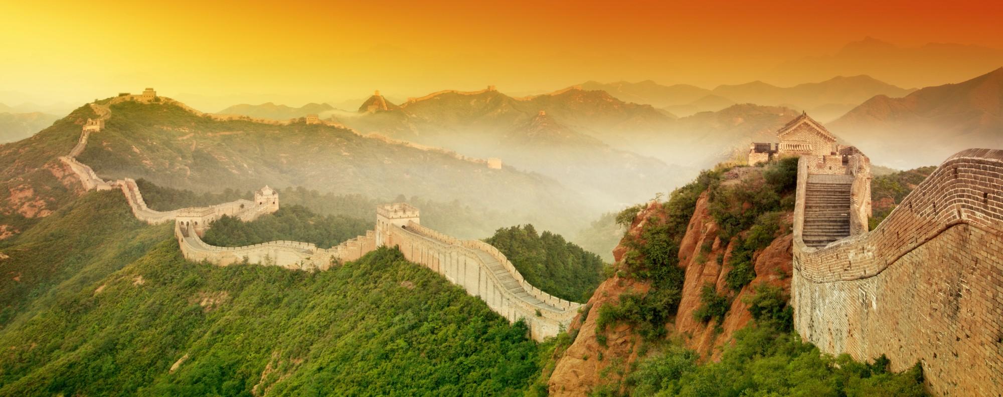 Berkunjung ke Negri China