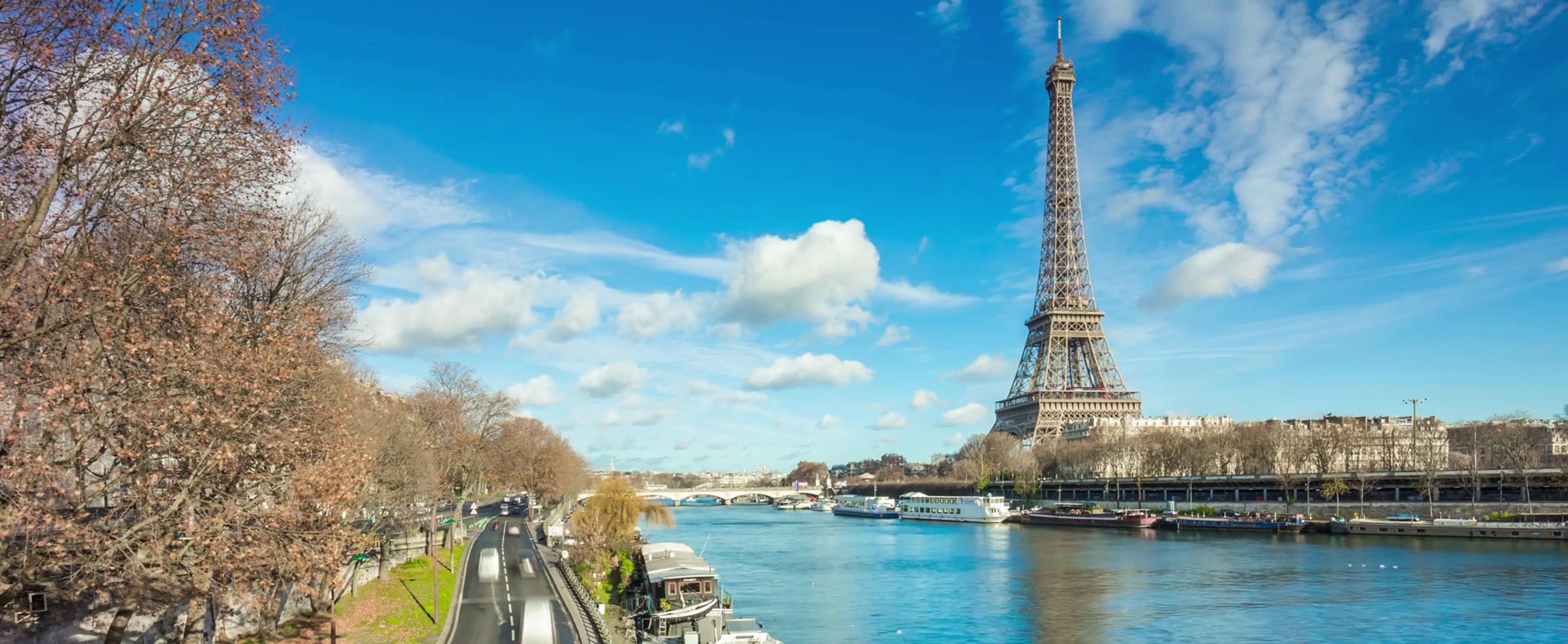 Eropa: Prancis, Belgia, Belanda, Jerman, Swiss, dan Italia